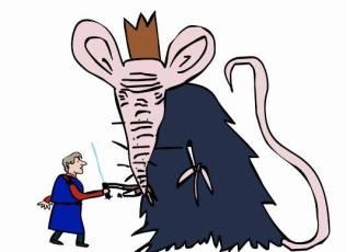 vs the rat king